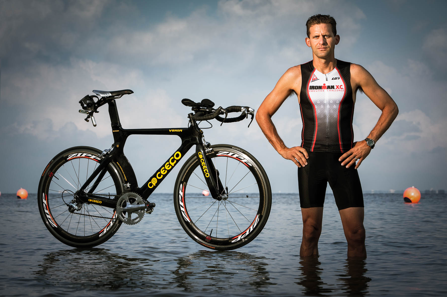 Ben Fertic CEO of World Triathlon Corp (Ironman)-2