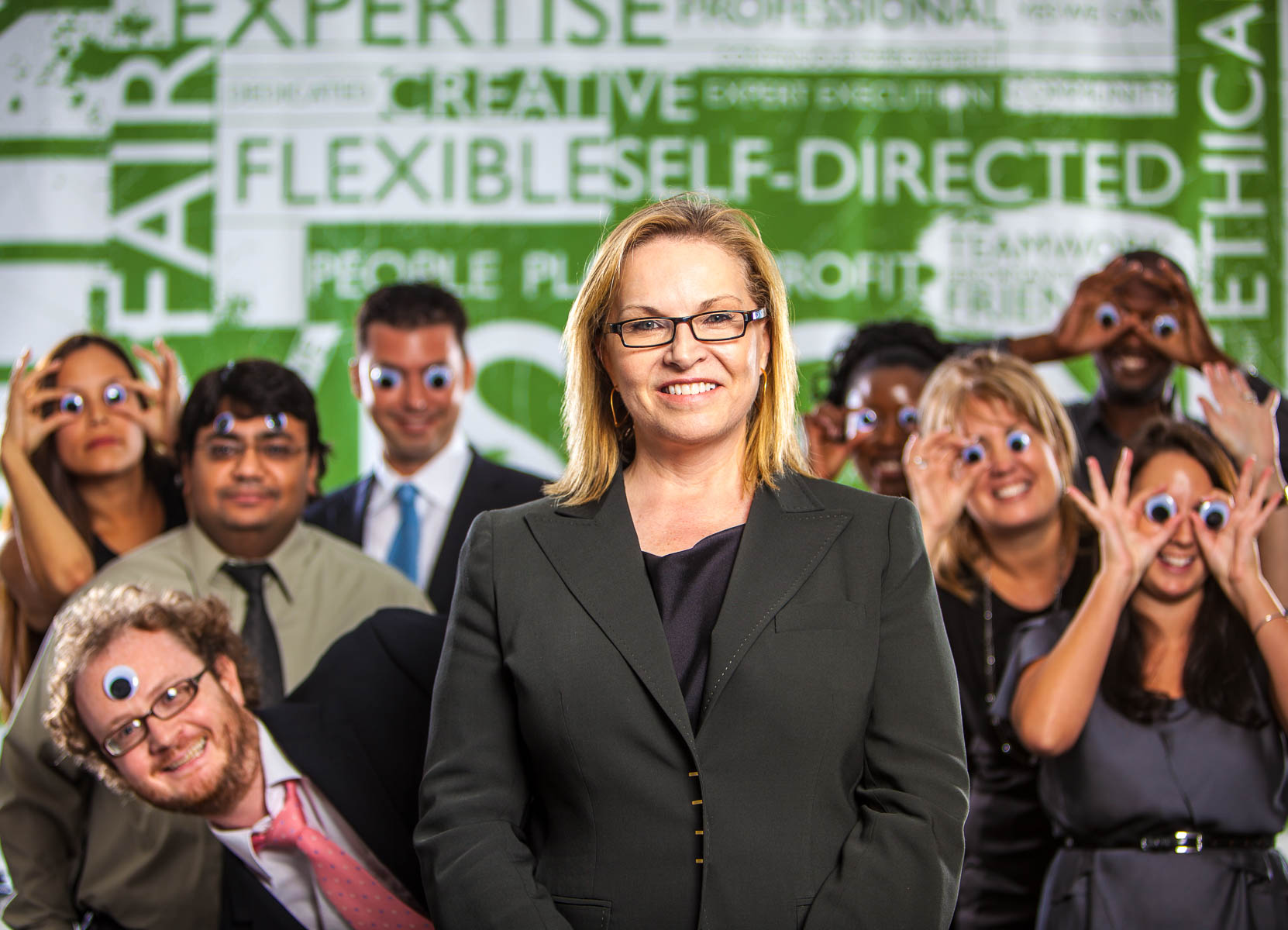 Execs - Lorna Taylor of Premier Eye Care